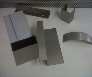 Sheet metal work undertaken (3)